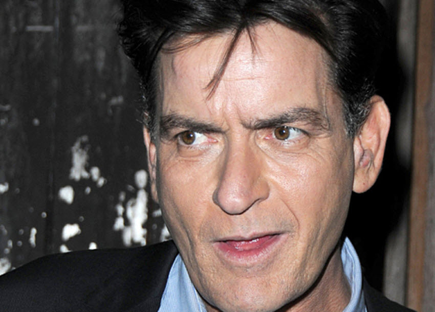 Ex-girlfriend sues Charlie Sheen in first known lawsuit over HIV status
