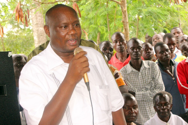 Ojaamong slams 'unprepared' ODM for nullifying his victory