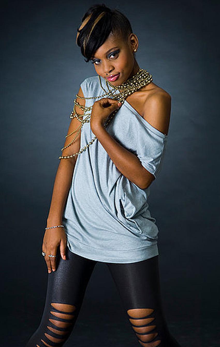 Jokate Mwegelo is a tanzanian model and businesswoman PHOTO/COURTESY