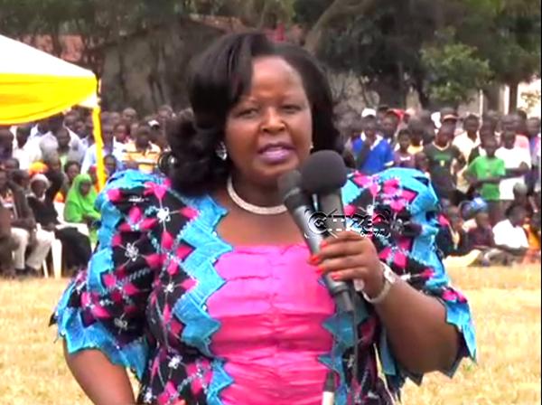 Bishop Margaret Wanjiru to run for Nairobi governorship in 2017