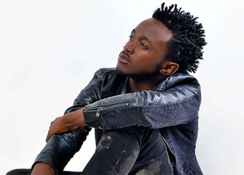 Gospel singer Bahati in pain, going through a turbulent time