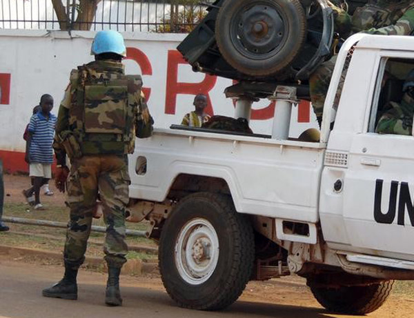 Fresh sex abuse charges against U.N. forces in Central Africa Republic