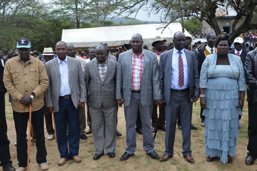 Turkana, Pokot leaders want Ruto, Sang ICC case terminated