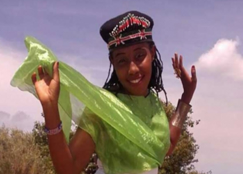 Kalenjin musician Diana 'Chelele' Musila murdered