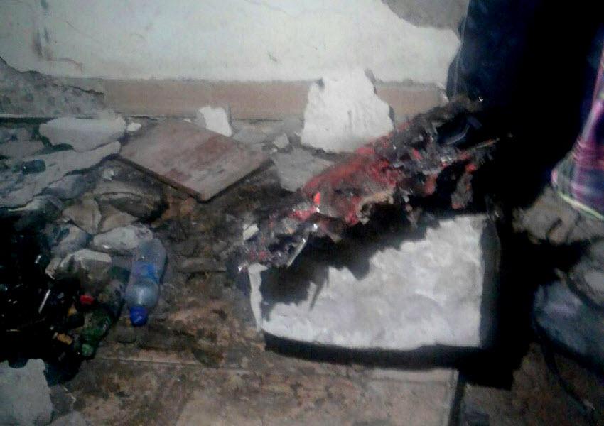 Two Tunisians killed in landmine blast near Algerian border: ministry