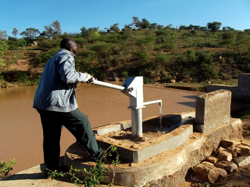 Sh200 million water project on verge of collapse due to petty politics