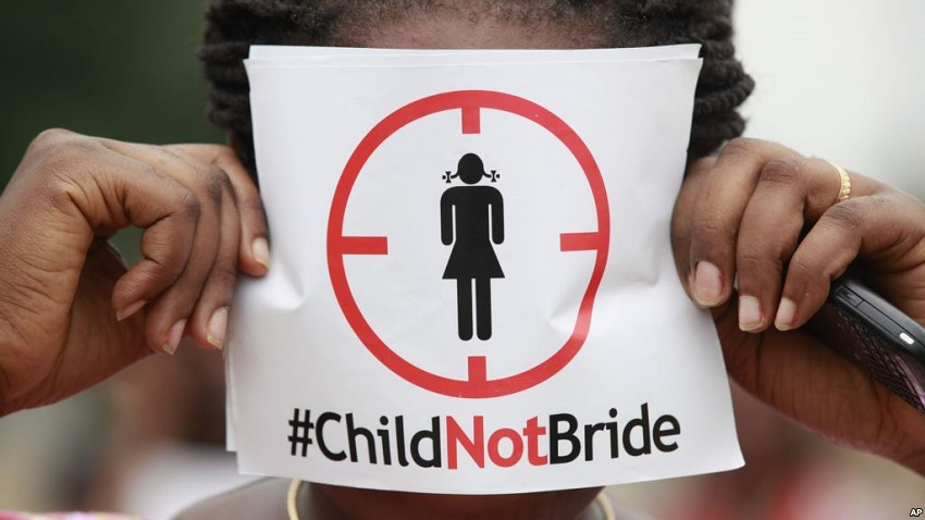 How 10-year-old Baringo girl was married off to three different men