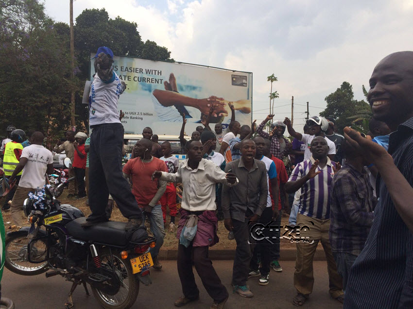 KIRUKU: African youth are vigorous, let's propel them to the top