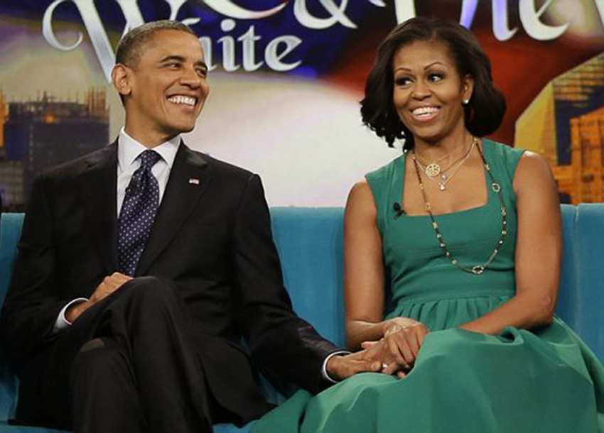 Here's the romantic poem Obama recited to Michelle for Valentine's Day