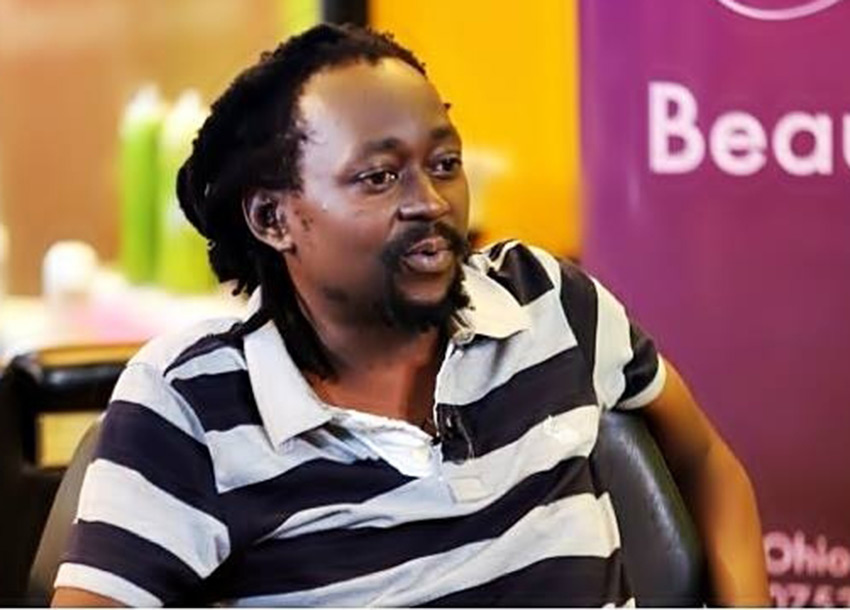 Artiste wants to be cremated when he dies, believes he'll turn into an angel