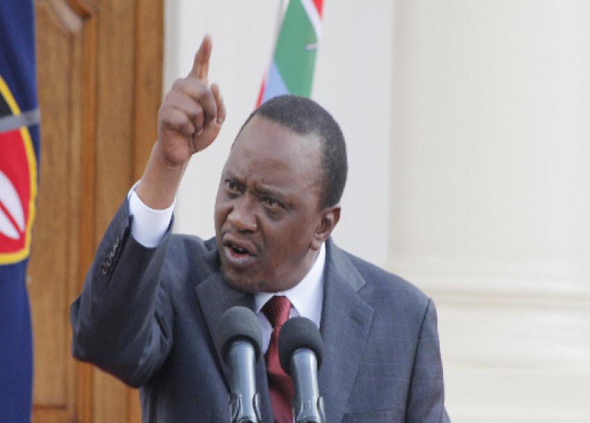President Uhuru reiterates call for Kenyans to unite