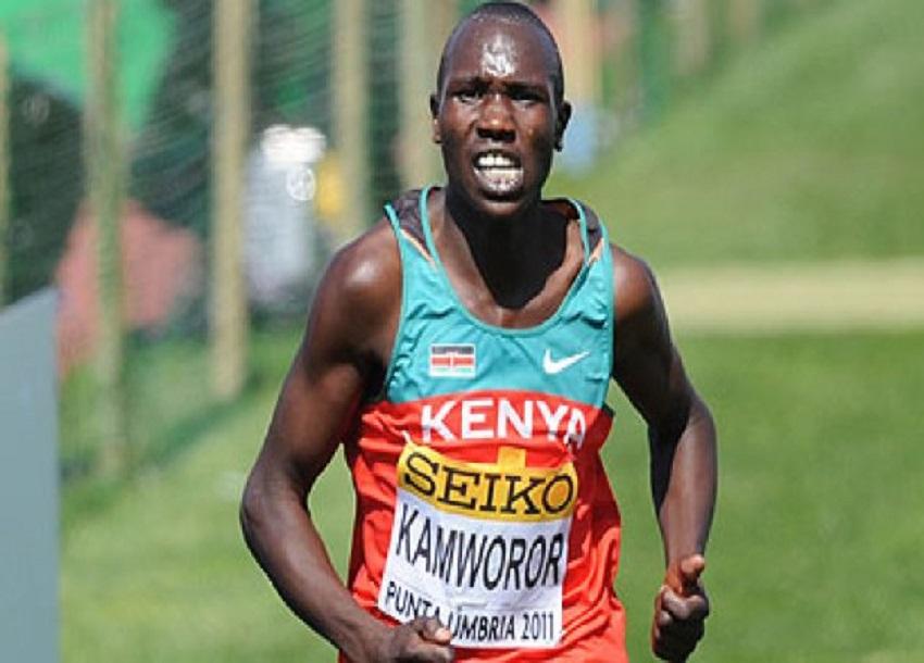 Kamworor, Aprot dominate Cross nationals
