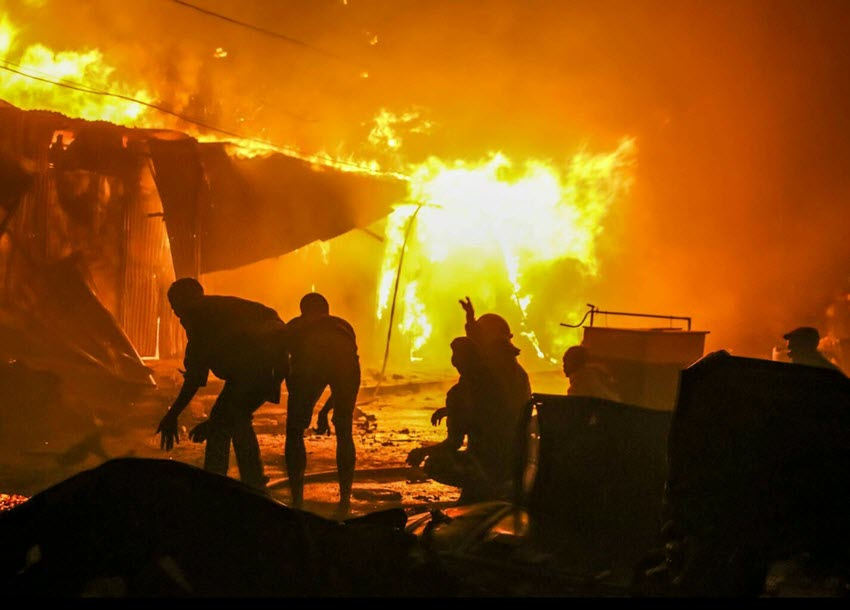 Bandits torch over 30 houses in Baringo