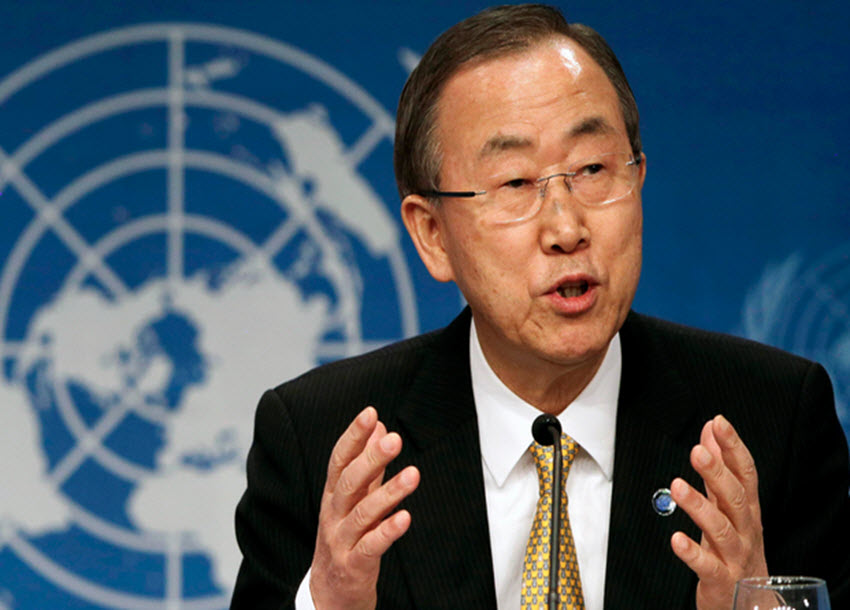 Education not mutilation, UN says in campaign against FGM