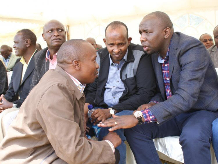 Duale accuses CORD of double speak on IEBC, opinion polls