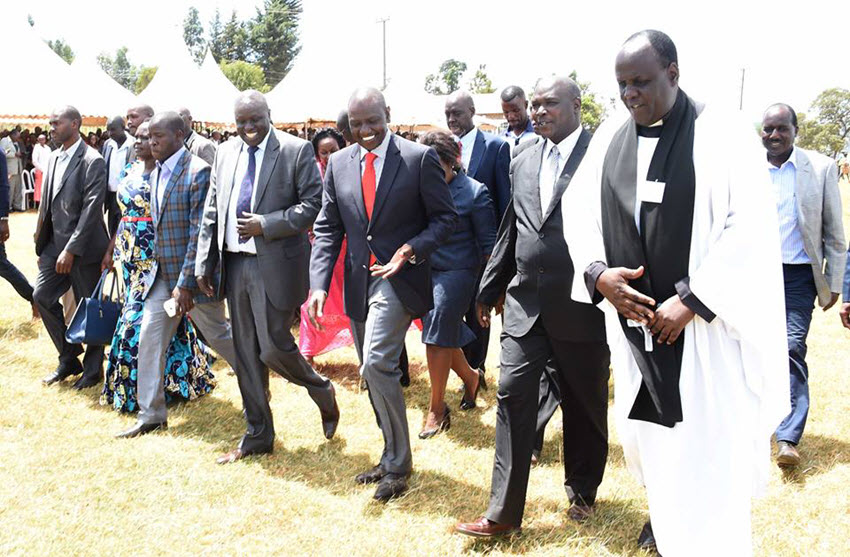 We don't need lecture on fighting corruption, Ruto tells CORD