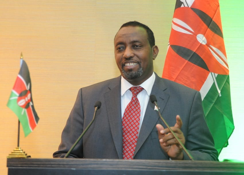 Kenya campaigns for top UN agency seat