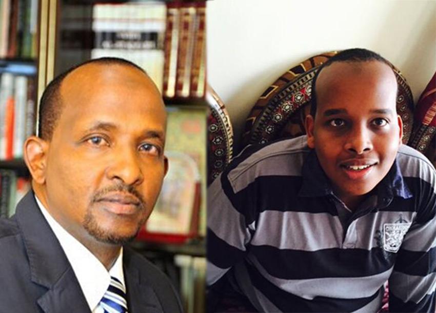Majority Leader Aden Duale's son KCSE results