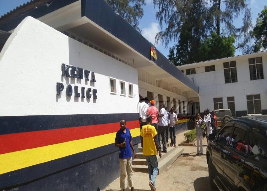 Malindi Police station