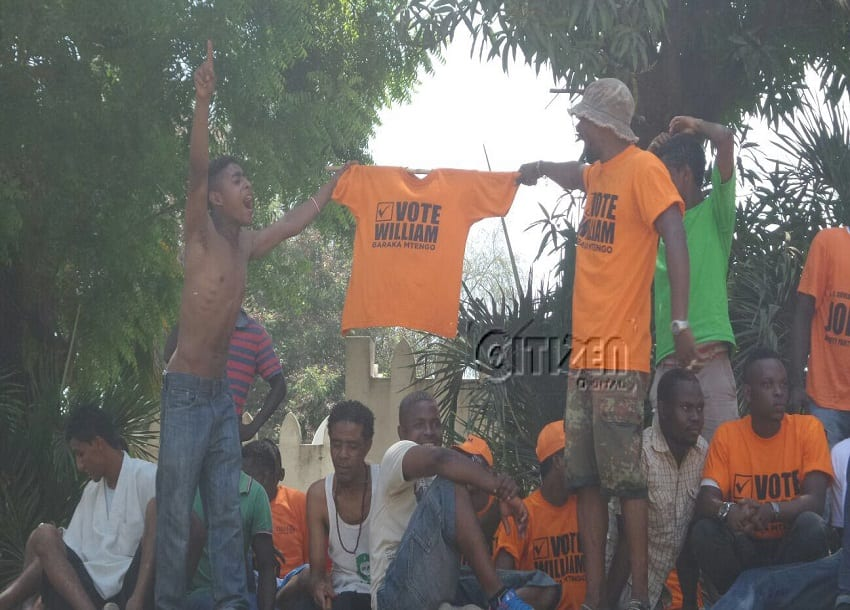 Cord supporters