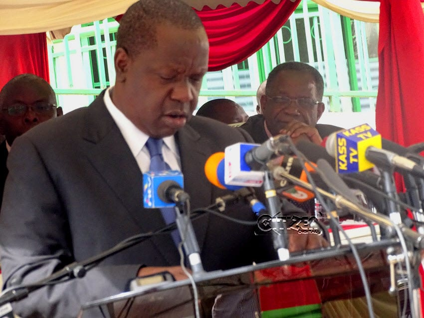 Matiang'i asked to name counterfeit sugar dealers to save innocent traders