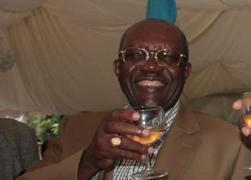 Former powerful KANU Minister Wilson Ndolo Ayah dies at 84