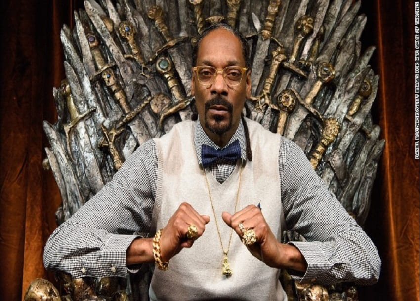 Snoop Dogg launches nature show