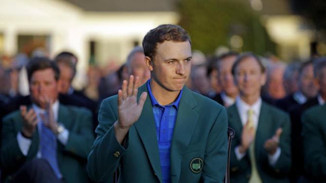 Spieth epic collapse takes its place in Augusta history