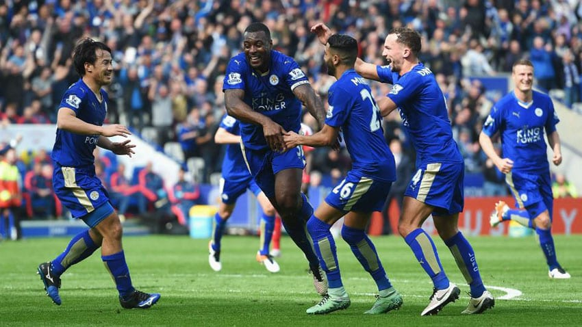 Morgan sends leaders Leicester seven points clear