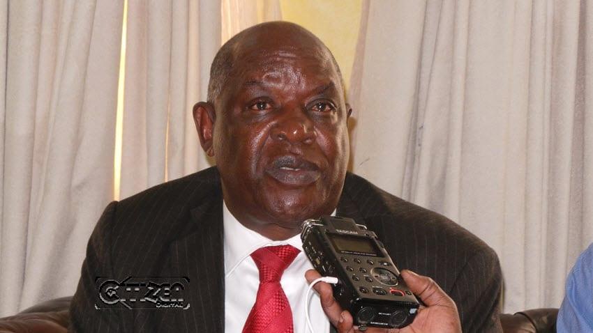 Nyamira Governor Nyagarama sacks County Secretary