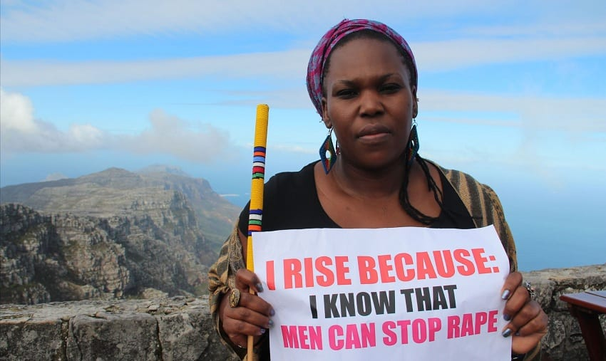 NAITORE: Time for action against sexual violence is now!