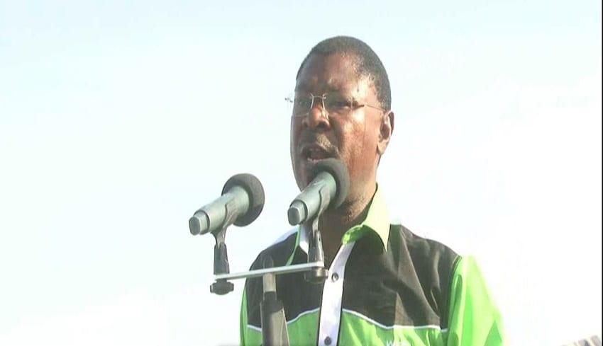 Return the favour, Wetangula tells Raila
