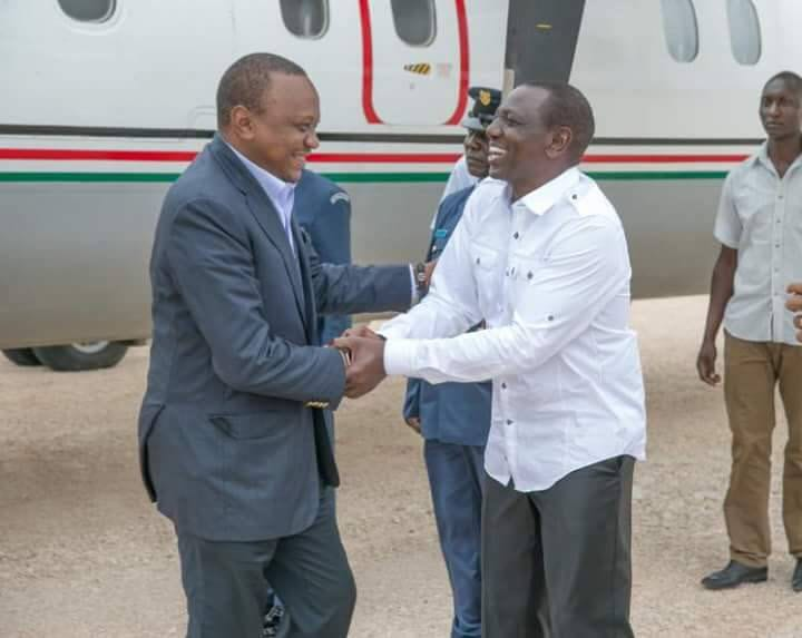 President Uhuru, DP Ruto to launch projects, campaign in North Eastern