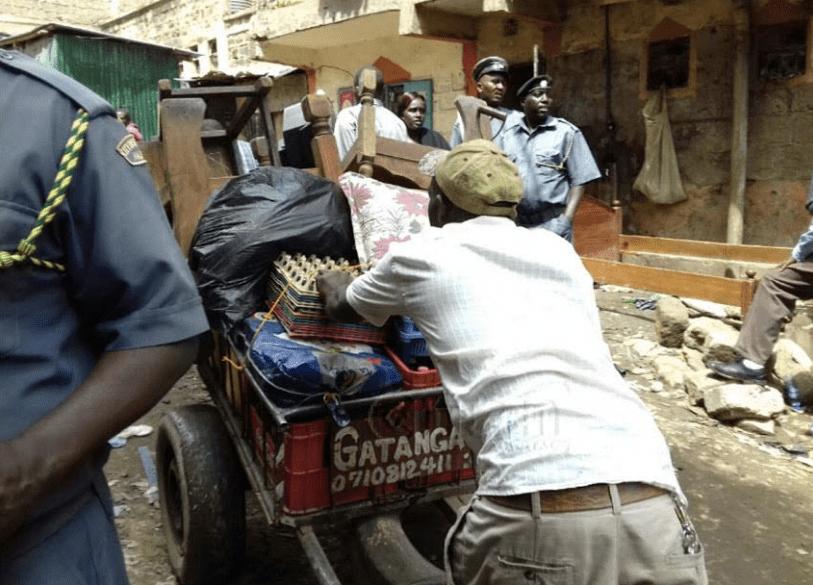 7 Huruma buildings to be demolished Tuesday