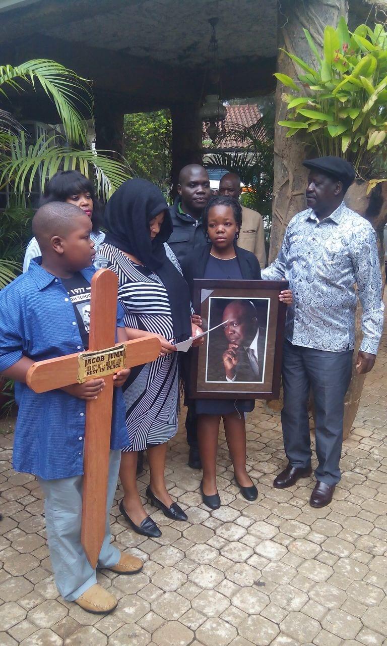 Slain businessman Jacob Juma's family wants FBI to probe murder