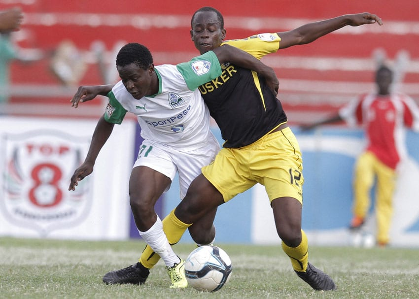 Cautious Gor out to finish Tusker Top 8 job