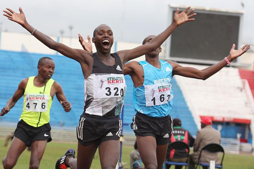 Bydgoszcz, here comes Kenya's next gen champs!