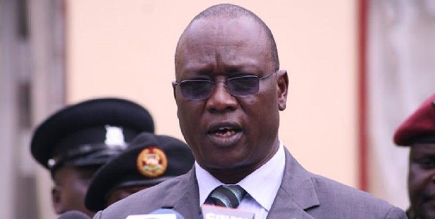 Why President Kenyatta revoked Kimaiyo's appointment