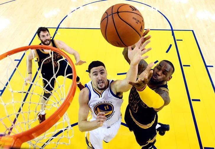King James named NBA Finals MVP