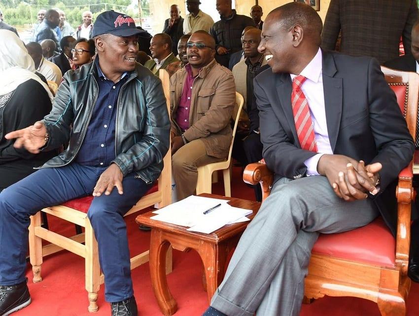 Jubilee will not tolerate hate speech – DP William Ruto