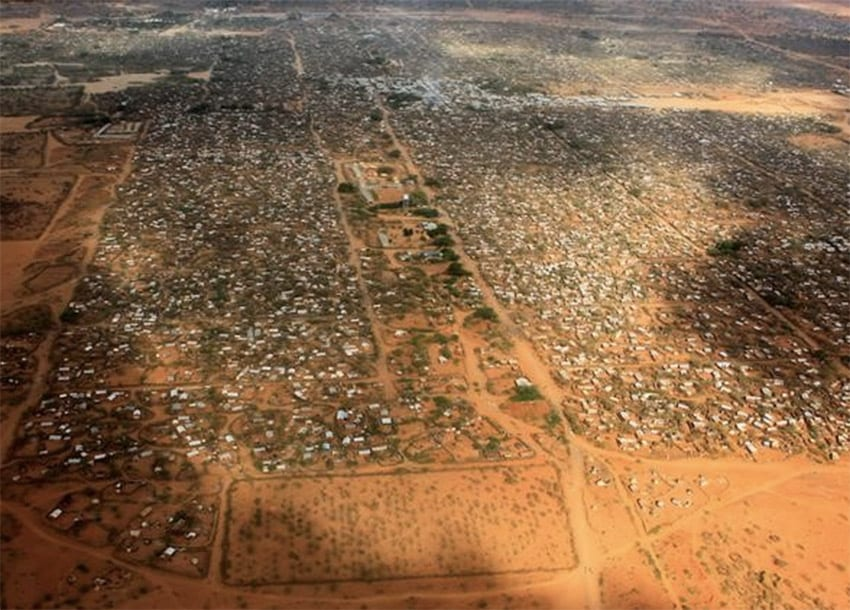 Gov't aims to cut size of Daadab refugee camp by half by end-2016