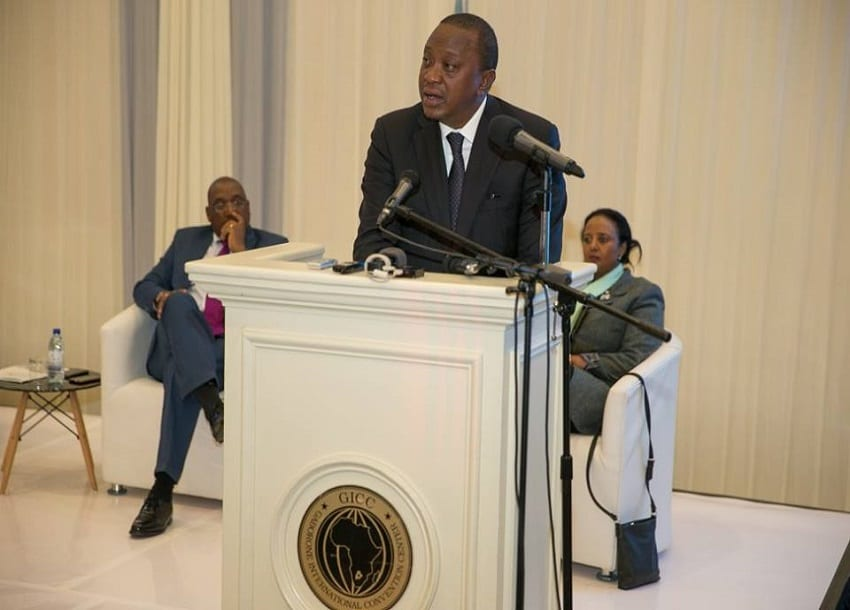 Uhuru insists IEBC reforms to follow law despite State House meeting