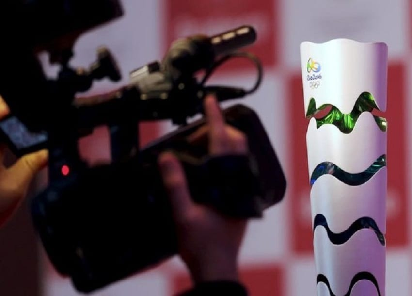 Man arrested in Brazil for attempting to douse Olympic torch