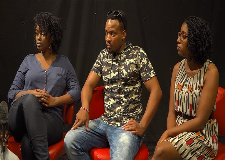 EXCLUSIVE VIDEO: Elani discusses Koffi Olomide's airport conduct