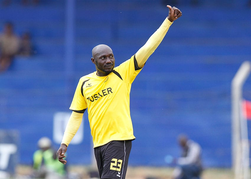 Spot on Owusu pops Tusker five clear at the top