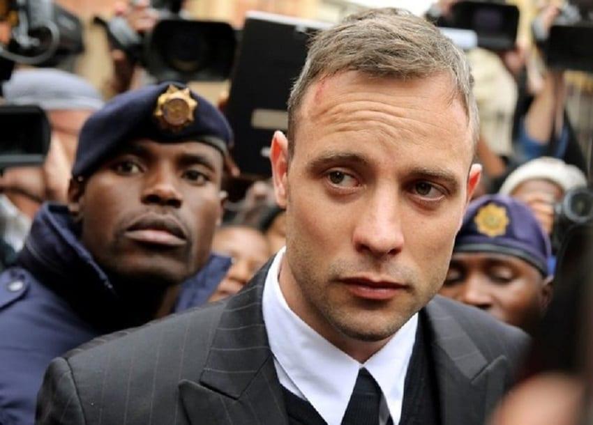 Oscar Pistorius in court for sentencing on murder conviction