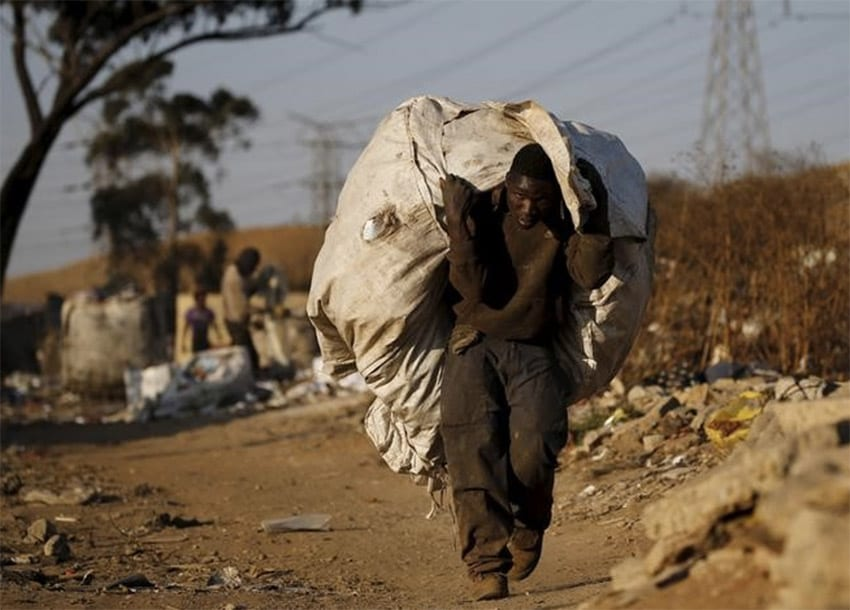 South African unemployment still more than one in four