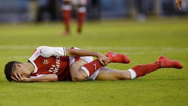 Gabriel injury adds to Arsenal's defensive worries