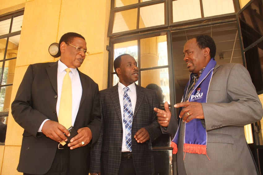 Cracks in PNU as heads move to court over leadership