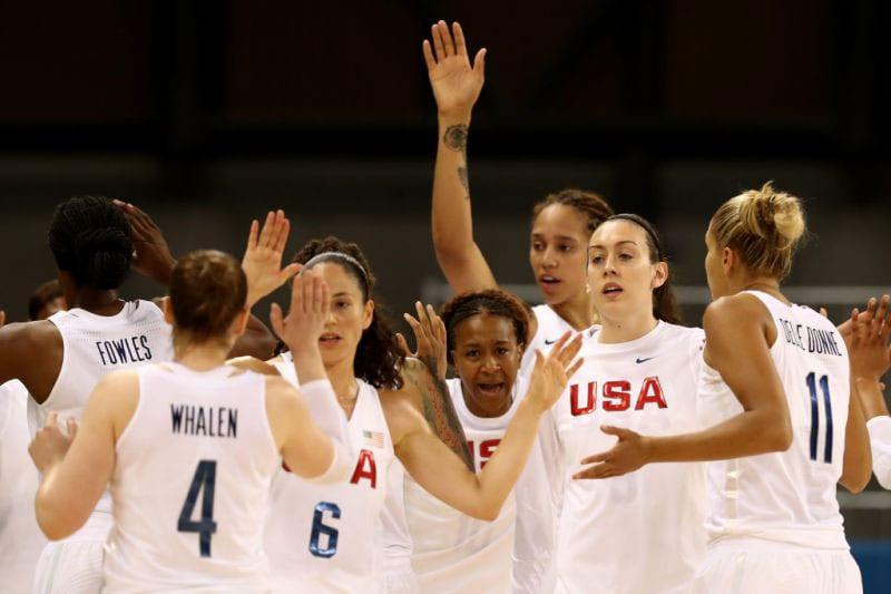 Senegal gets Rio mugging in basketball from U.S.